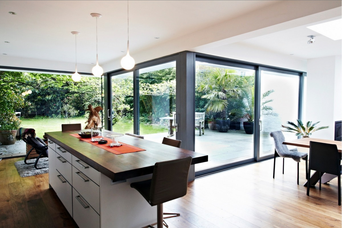 B interiors House Extensions
